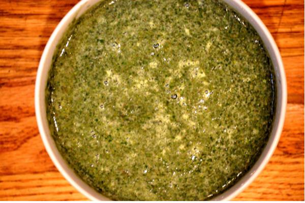 Zucchini Soup vegan
