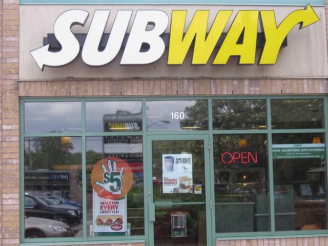 subway vegan patty