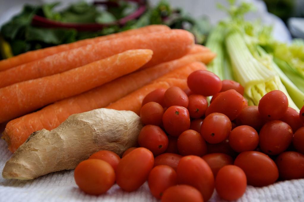healthy juice ingredients