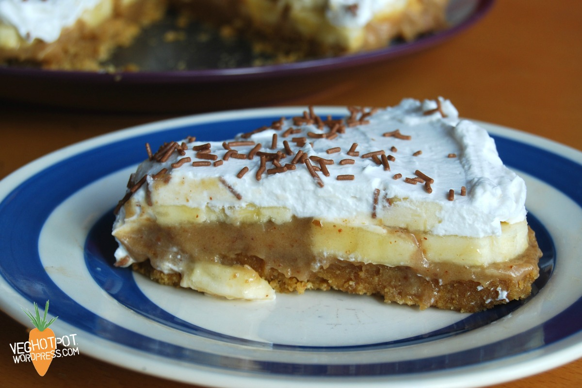 Belly-Busting and Totally Delicious Banoffee Pie