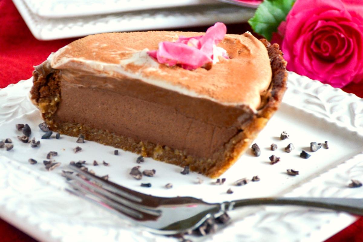 No Bake Mississippi Mud Pie