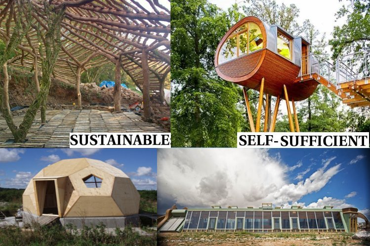 Sustainable Home    Eco Friendly Modern House Casa Della
