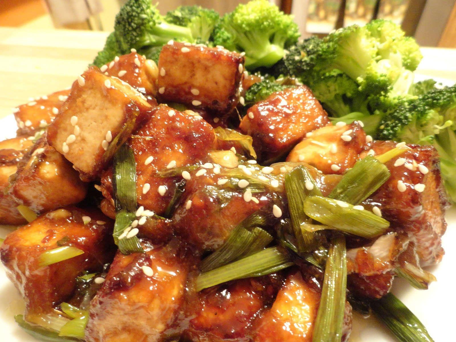 Vegan Chinese Food Choices