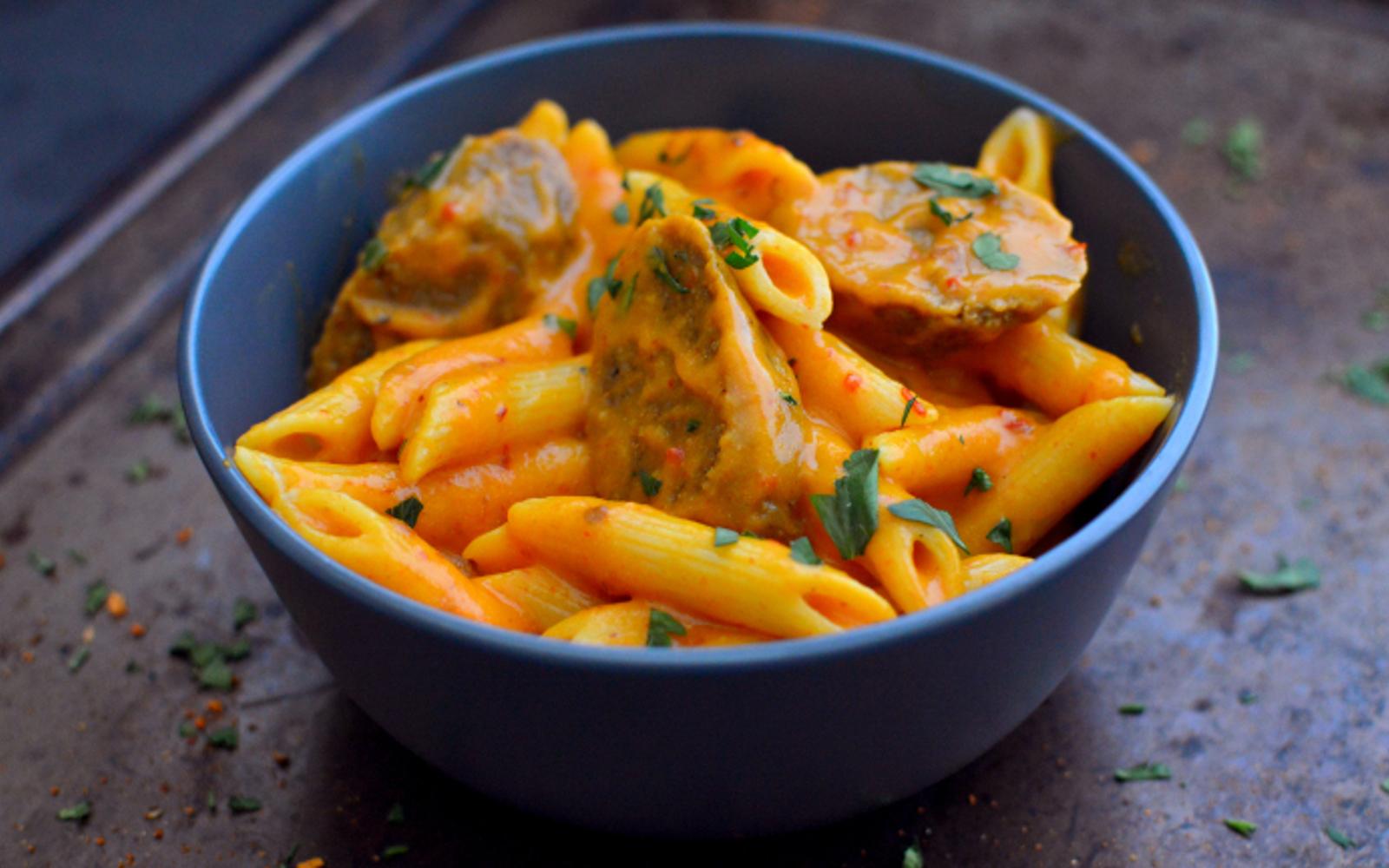 Food  Mac And Cheese Recipe Cheddar Single