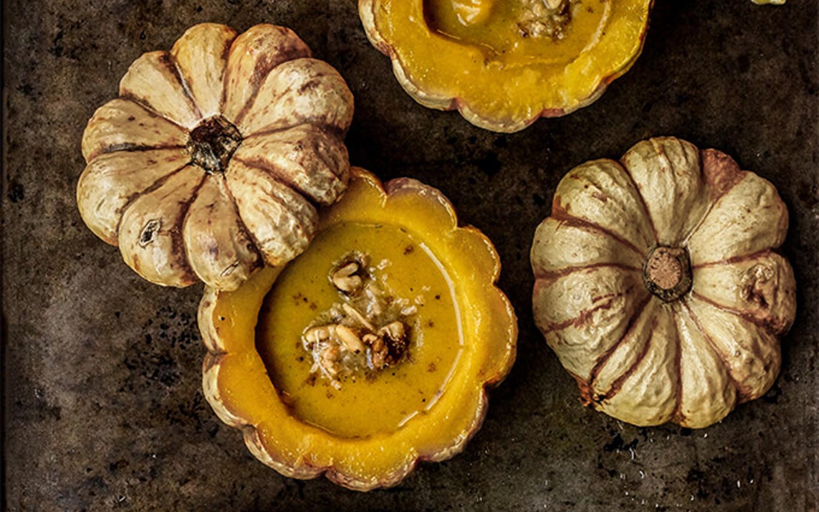 pumpkin soup non dairy